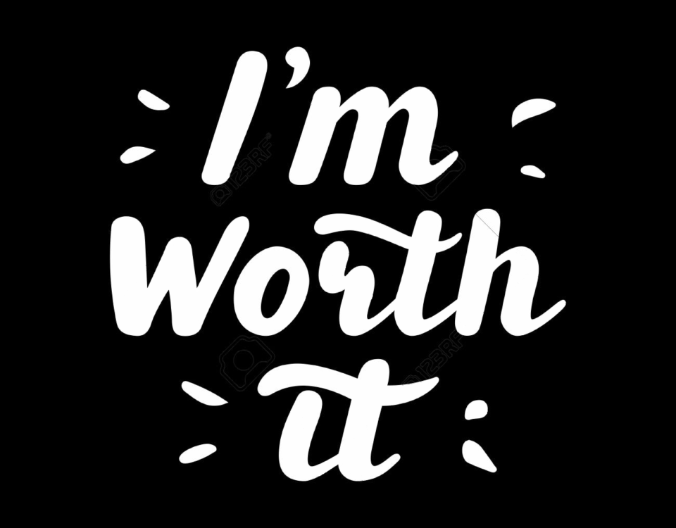 I AM WORTH IT